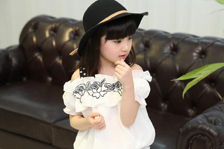 مدل لباس تابستانه دخترانه  9