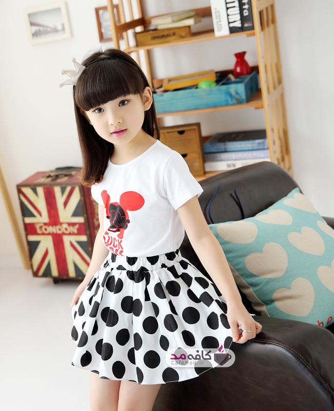 مدل لباس شیک دخترانه Taobao