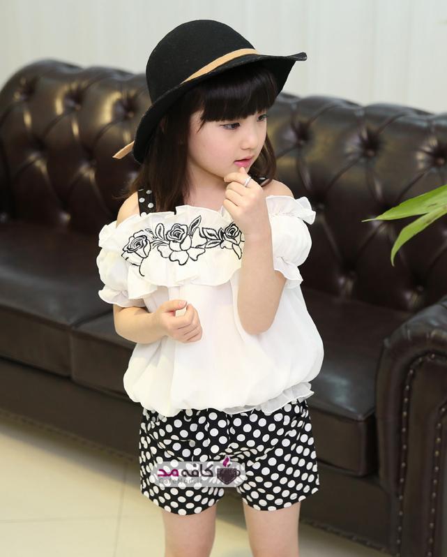 مدل لباس تابستانه دخترانه taobao