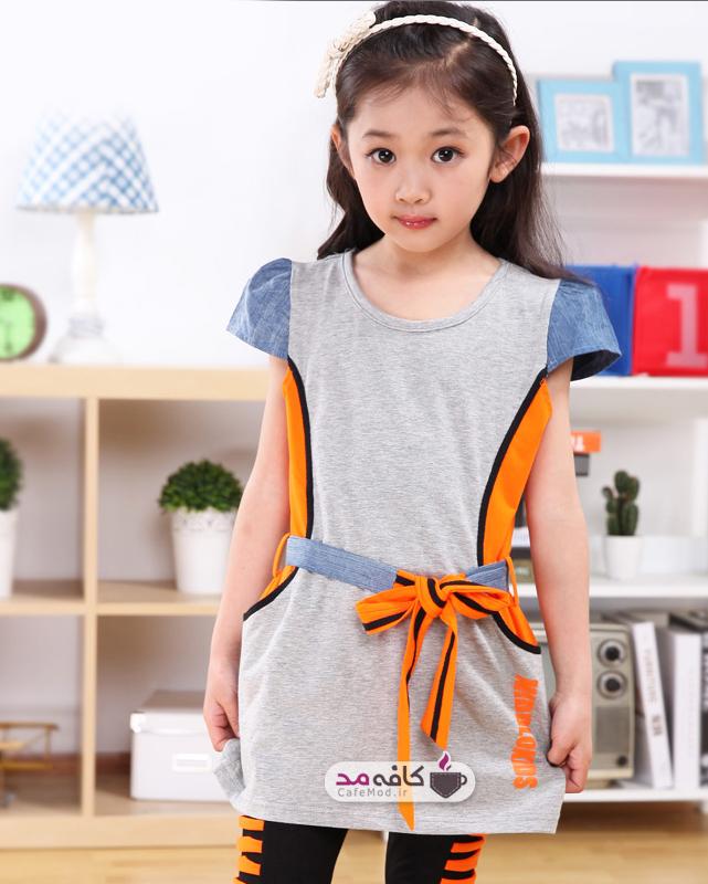 مدل لباس دخترانه Taobao