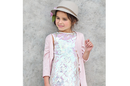 مدل لباس دخترانه joyfolie 3