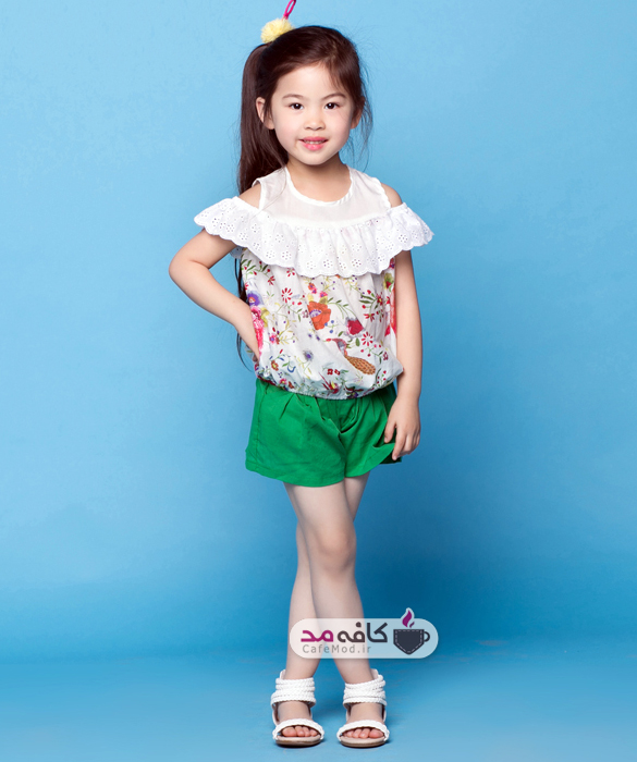 مدل لباس دخترانه DOONA&BAE