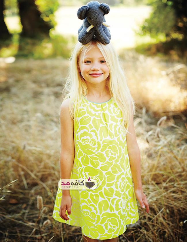 مدل لباس دخترانه Boden 2015