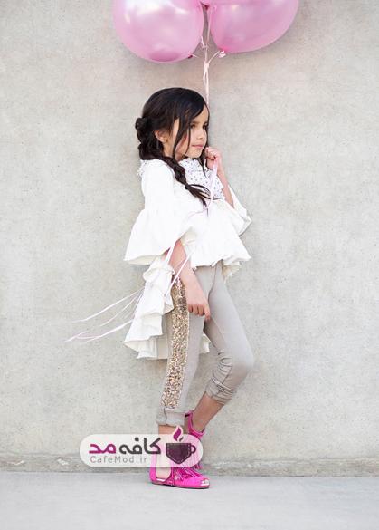 مدل لباس دخترانه joyfolie