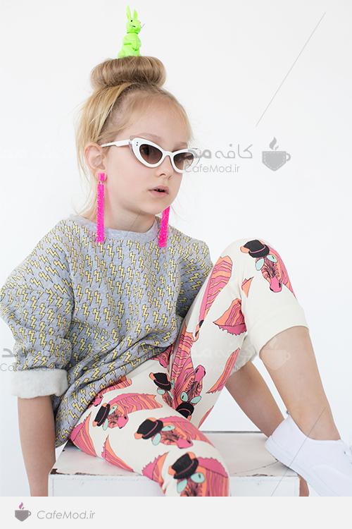 مدل لباس راحتی دخترانه