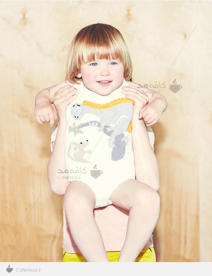 مدل لباس کودکانه Stella McCartney