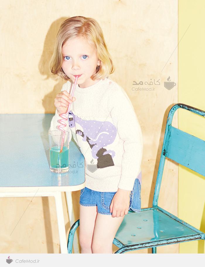 مدل لباس دخترانه Stella McCartney