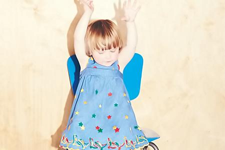 مدل لباس کودکانه Stella McCartney 1