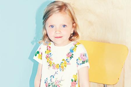 مدل لباس دخترانه Stella McCartney 1