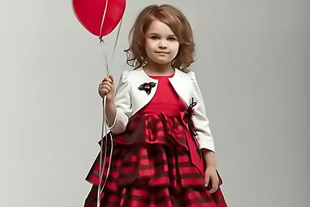 مدل لباس دخترانه la vento boreale