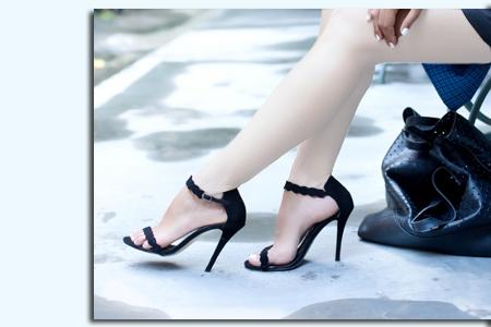 آموزش تغییر کفش ساده 2