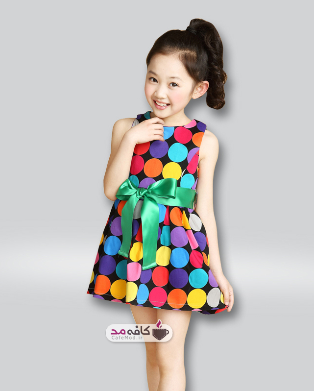 مدل لباس مجلسی دخترانه taobao