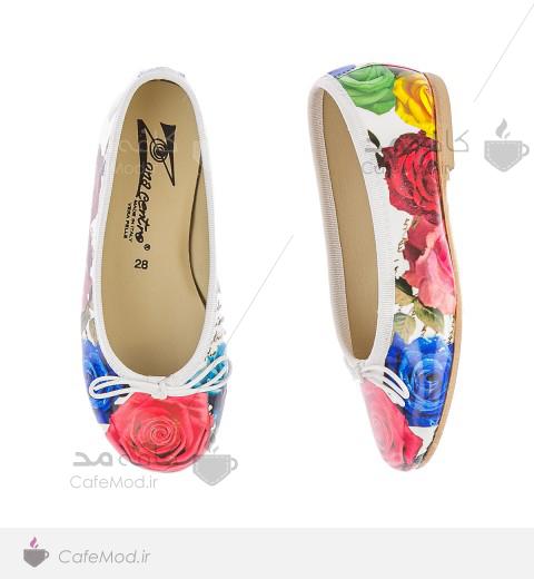 مدل کفش بابت دخترانه