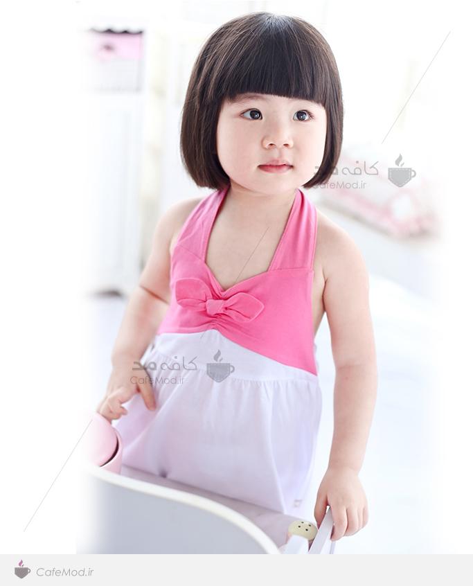 مدل لباس دخترانه تابستانه