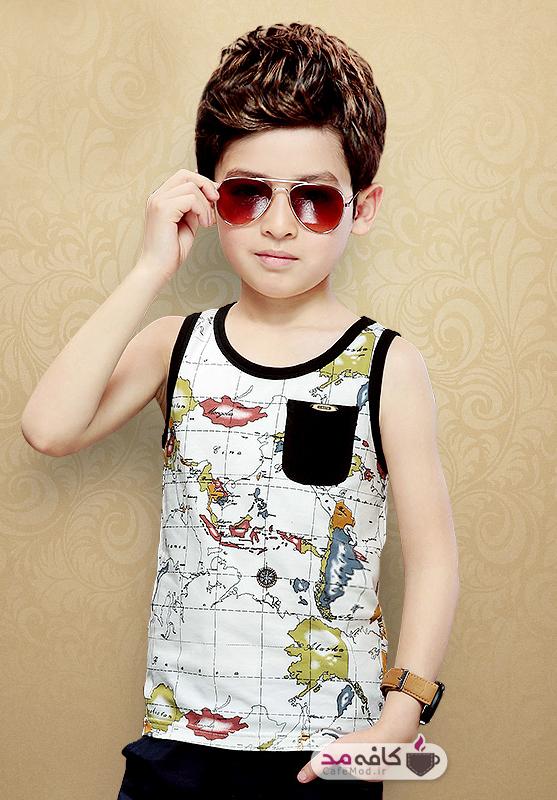 مدل لباس رکابی پسرانه