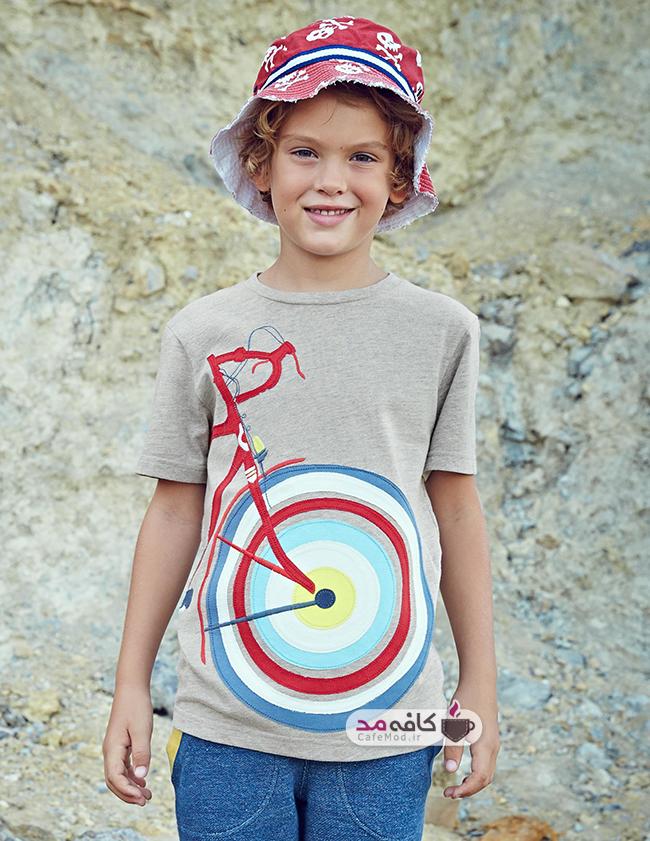 مدل تیشرت تابستانه پسرانه Boden