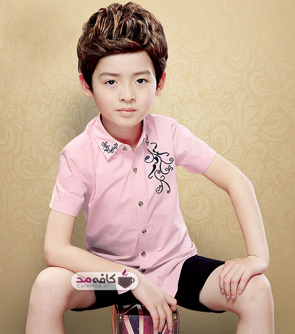 مدل پیراهن پسرانه Taobao