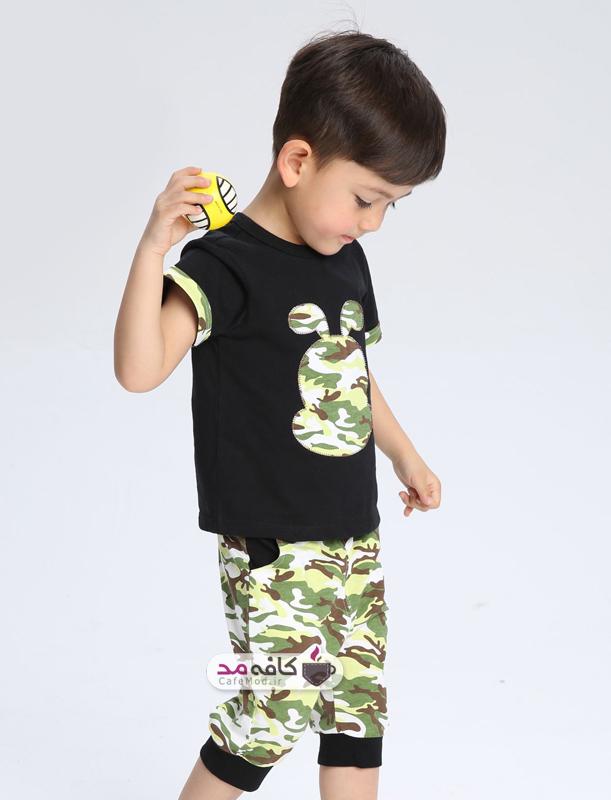 مدل تیشرت پسرانه BOBDOG