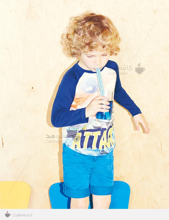 مدل لباس پسرانه Stella McCartney