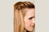 آموزش آرایش تل موی سر زنانه