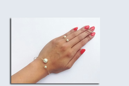 آموزش ساخت انگشتر و دستبند