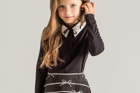 مدل لباس رسمی دخترانه  1