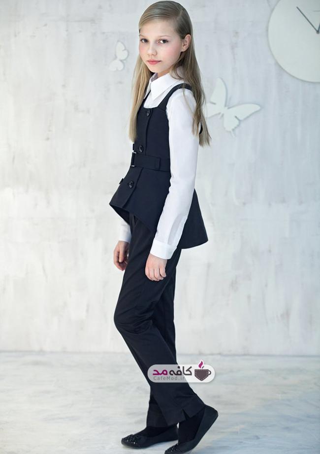 مدل لباس رسمی دخترانه
