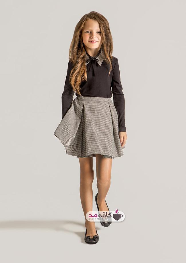 مدل لباس دخترانه رسمی