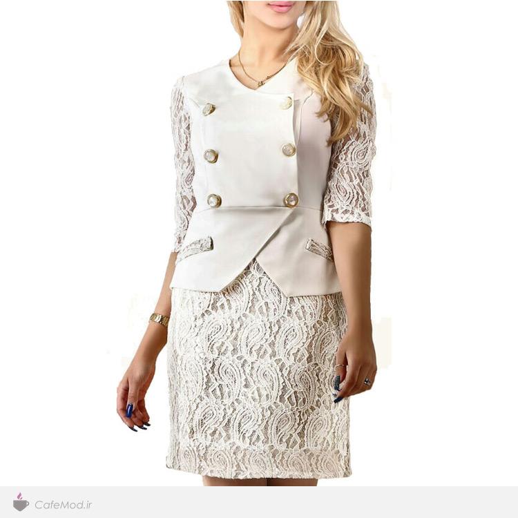 مدل لباس مجلسی فروشگاه گل گیس
