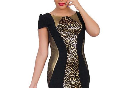 مدل لباس مجلسی فروشگاه گل گیس 1
