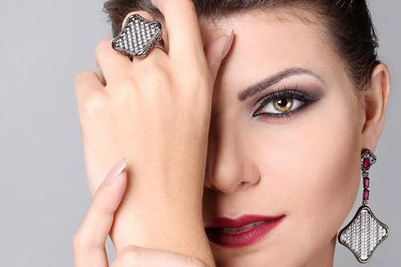 مدل جواهرات Herreira 10