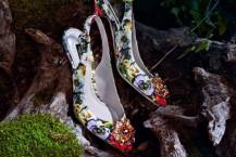 مدل کیف و کفش زنانه D & G