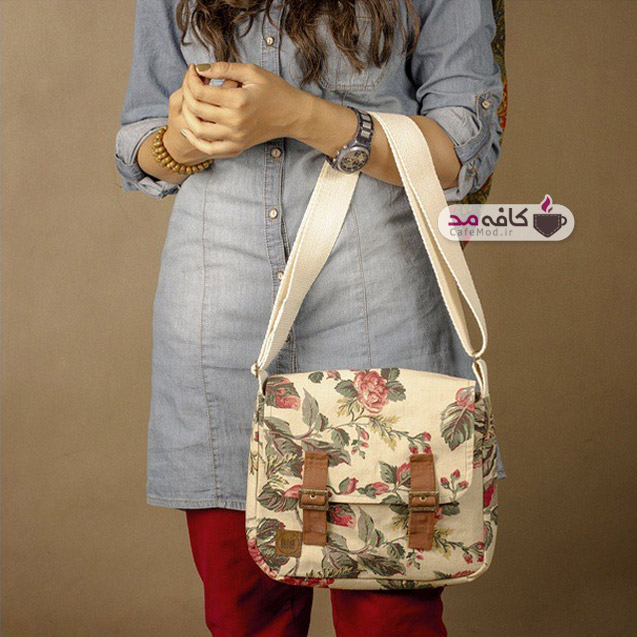 کیف های دستساز آزاده