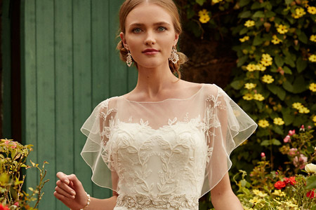 مدل لباس عروس Bhldn