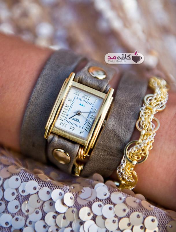 مدل ساعت زنانه فشن
