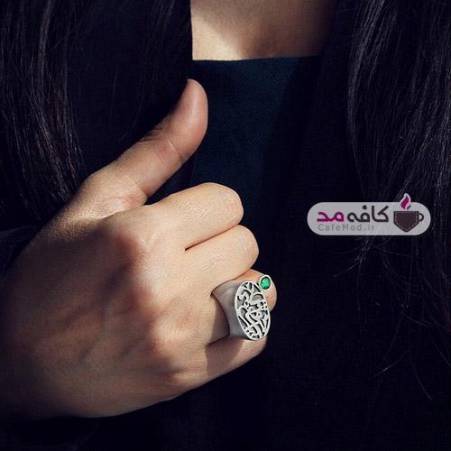 مدل زیورآلات Maryam Khazali