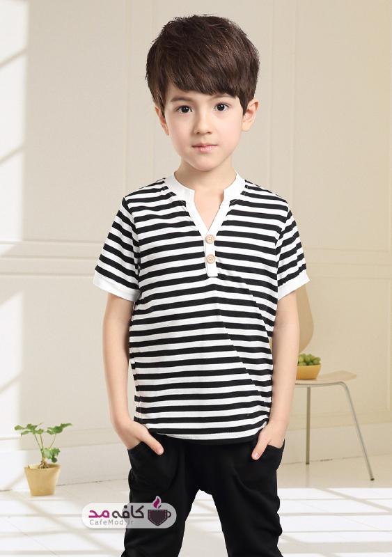 مدل تیشرت پسرانه ULECOOL