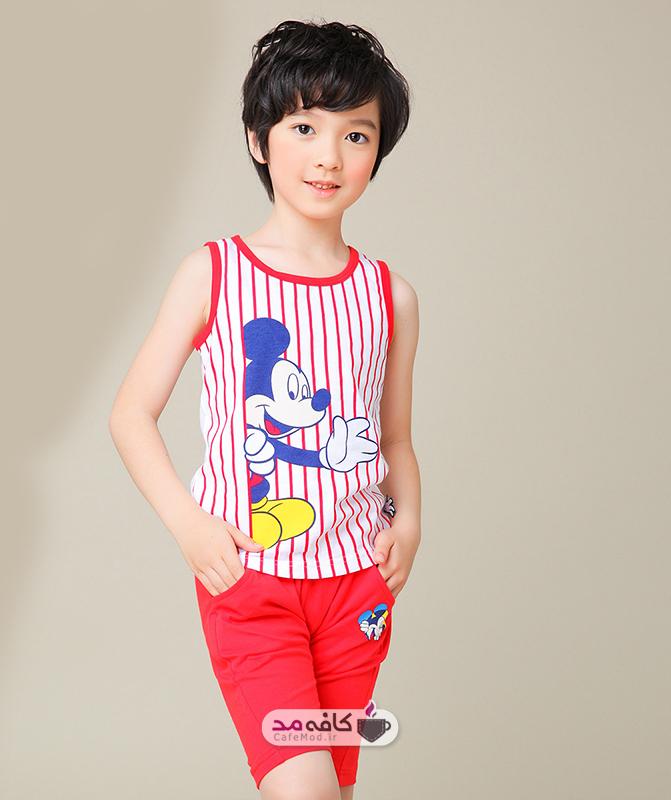 مدل تیشرت تابستانه پسرانه