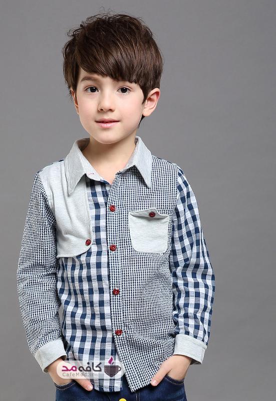 مدل پیراهن پسرانه ULECOOL