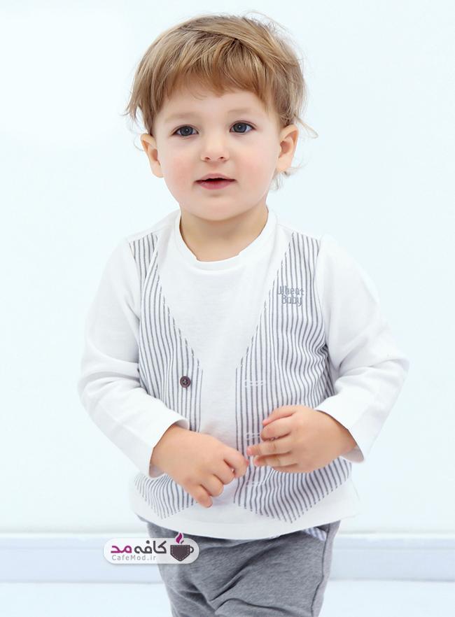 مدل لباس پسرانه Wheat Baby