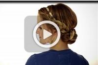 مدل بافت مو یک طرفه
