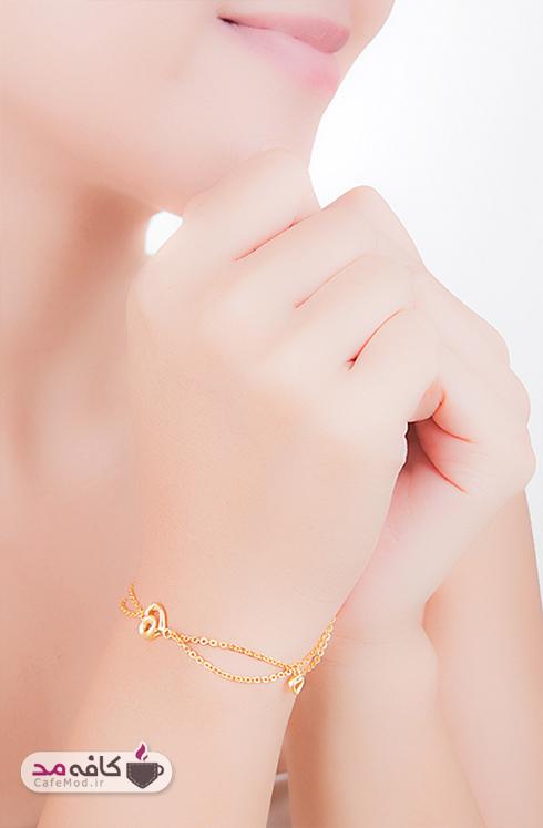 مدل دستبند طلا Dongxiang