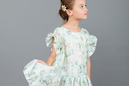 مدل لباس تابستانه دخترانه  1
