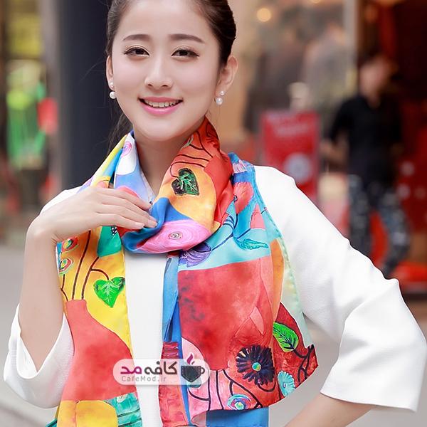 مدل شال زنانه Miaozw