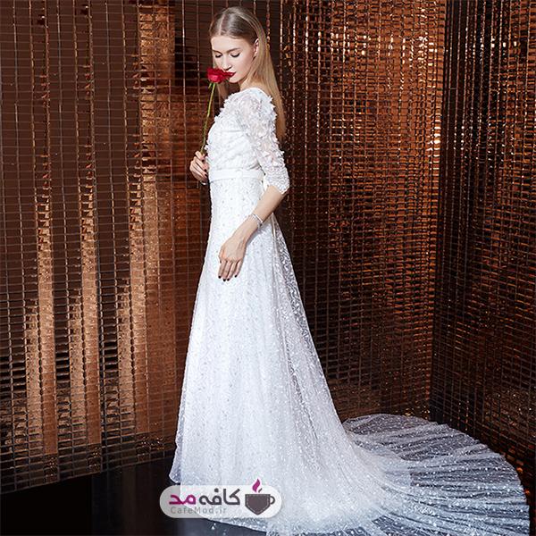 مدل لباس عروس yigelila