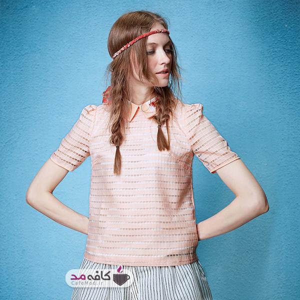 مدل بلوز زنانه ELF SACK