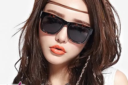 مدل عینک آفتابی زنانه INMIX 10