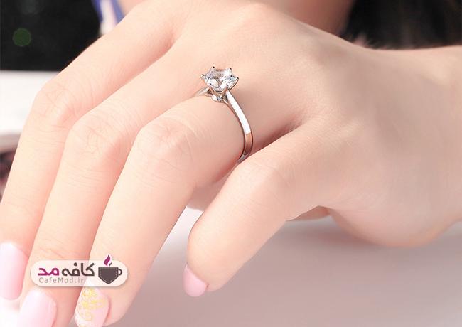 مدل حلقه عروس Abaol