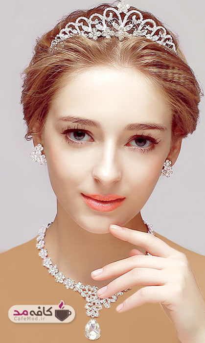 مدل جواهرات عروس