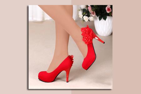 مدل کفش زنانه پاشنه بلند 2